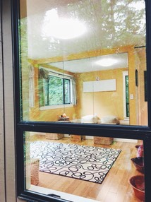 Cedar Sanctuary Meditation Room