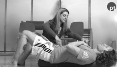Sue Hitzmann demonstrates MELT for Physical Therapists